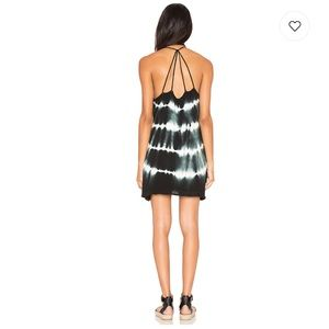 Bishop + Young Dresses - Bishop + Young Tie Dye Strappy Dress